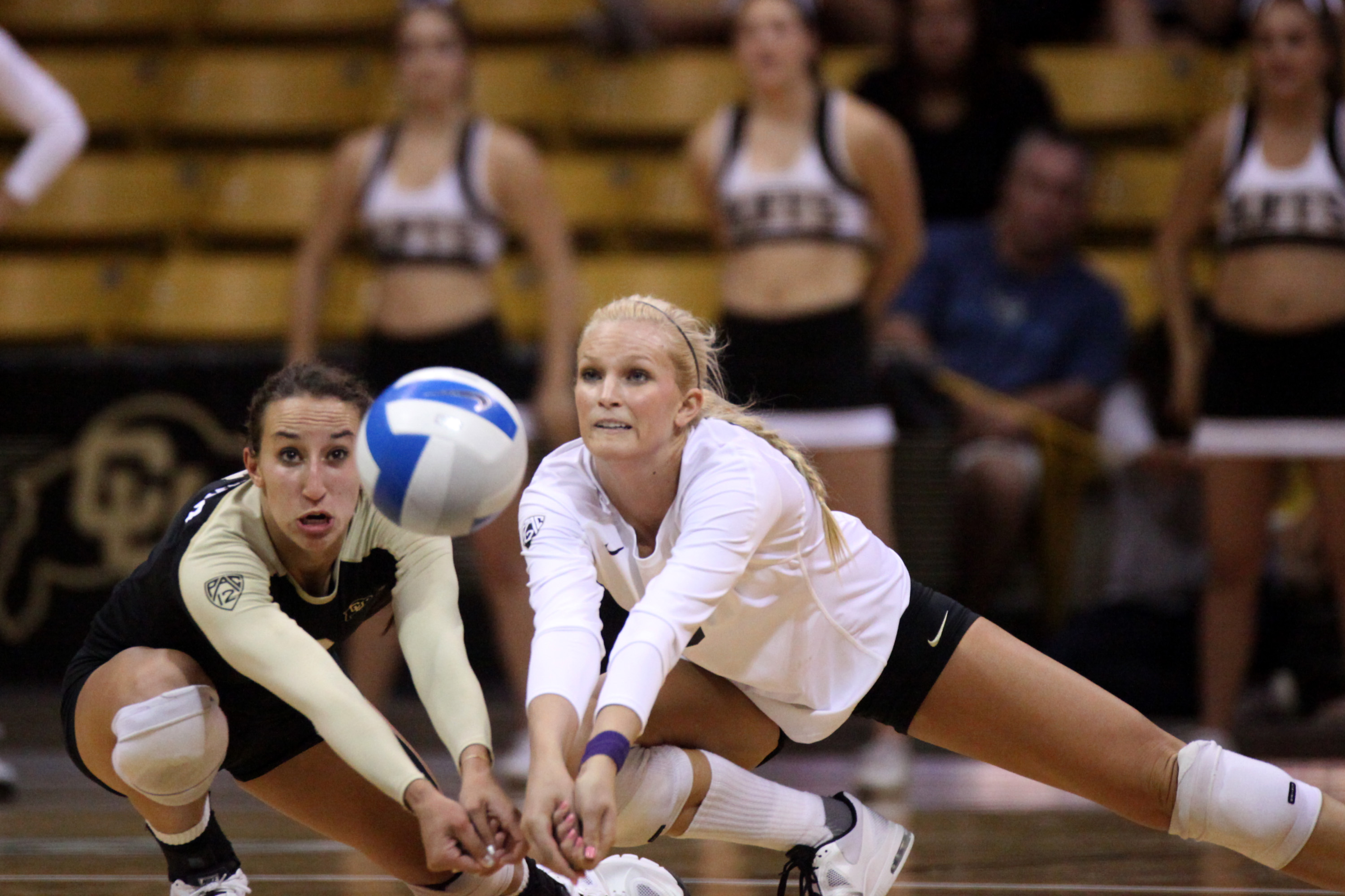Buffs Volleyball Falls In Five Sets To Oregon State
