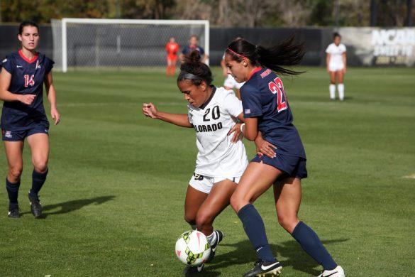 Buffs soccer beats Arizona and Arizona State, NCAA tournament in sight