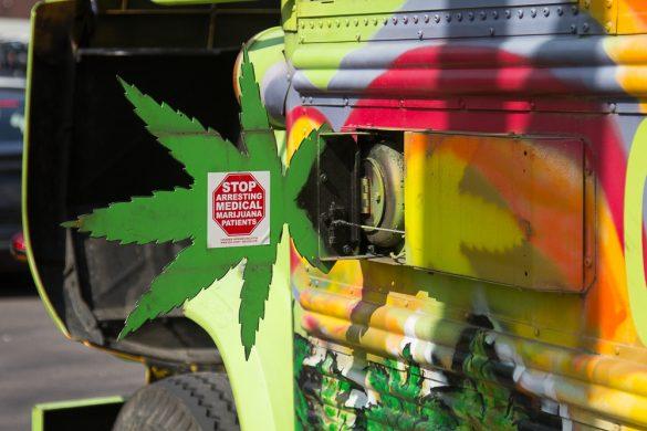 """4/20 bitches!"" Denver celebrates the marijuana holiday"