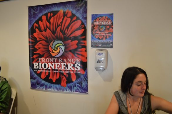 Front Range Bioneers Conference at a glance
