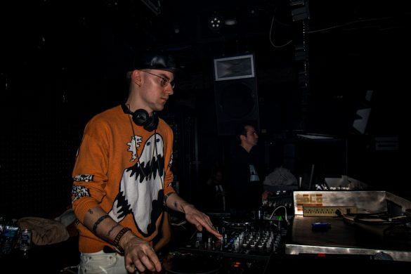 Jimmy Edgar slays at Club Vinyl