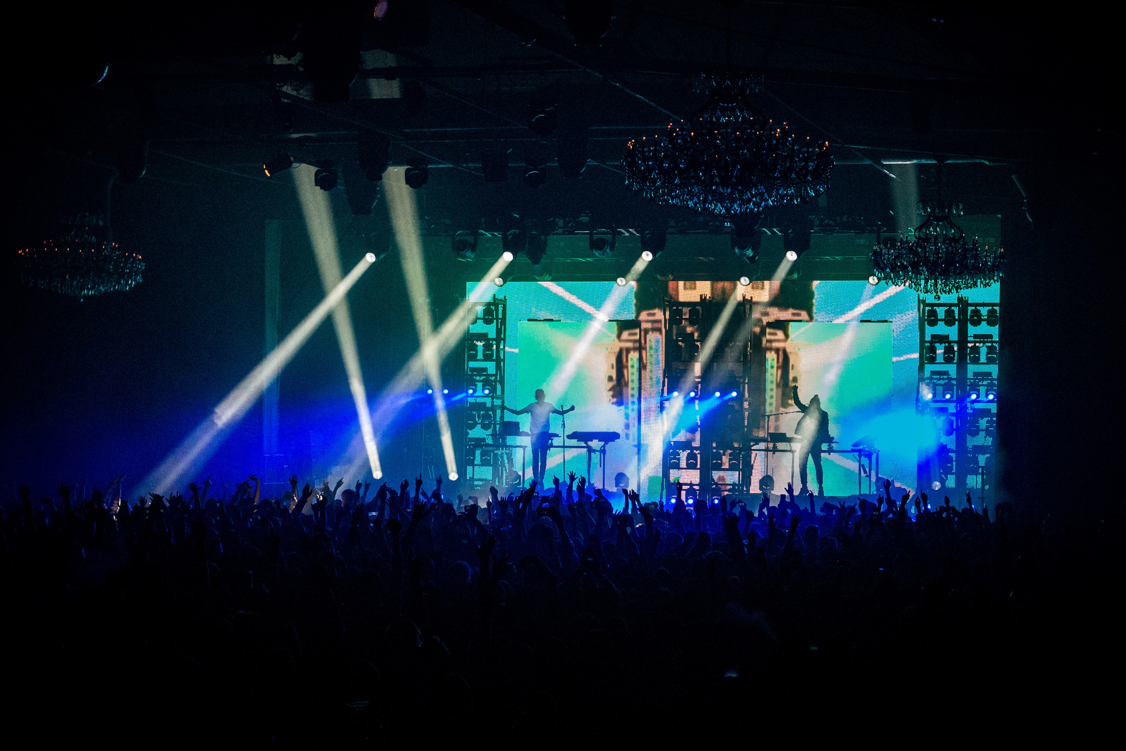 Concert review: Porter Robinson and Madeon's tour to end all tours
