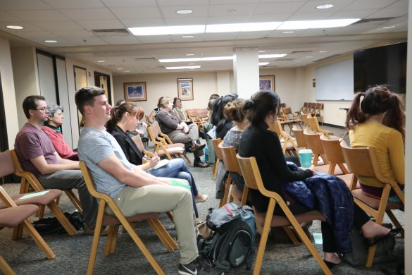 Diversity Summit: CU clinical psychologist helps students deal with anxiety on racial issues