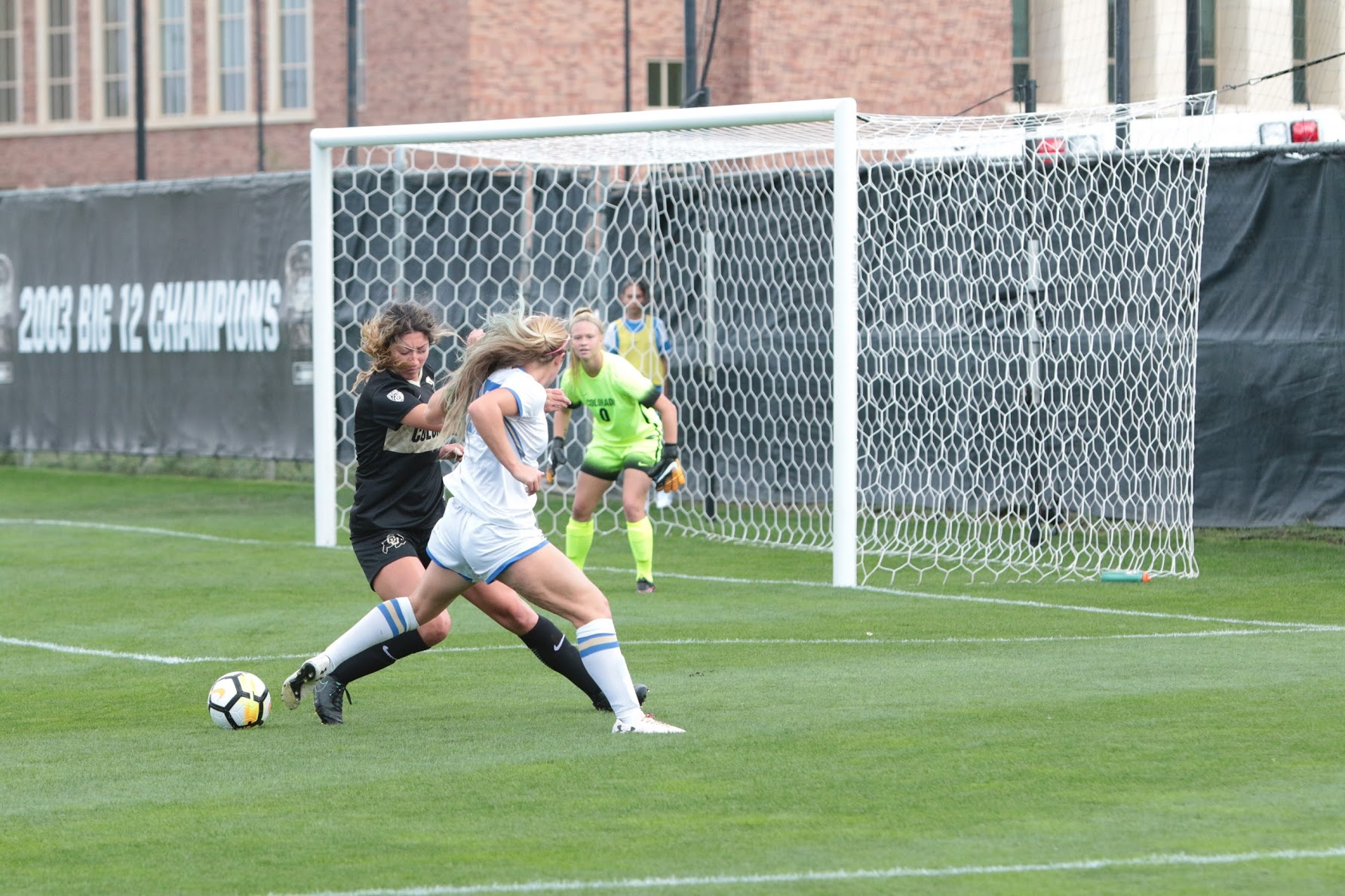 Colorado outdueled at home by No. 1 UCLA, as Buffs fall 2-0