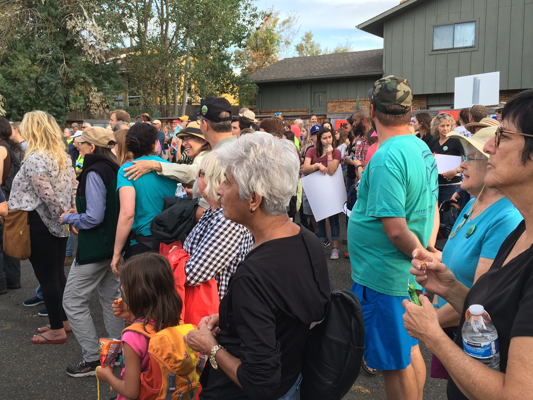 Walk for Unity brings Boulder religious communities together