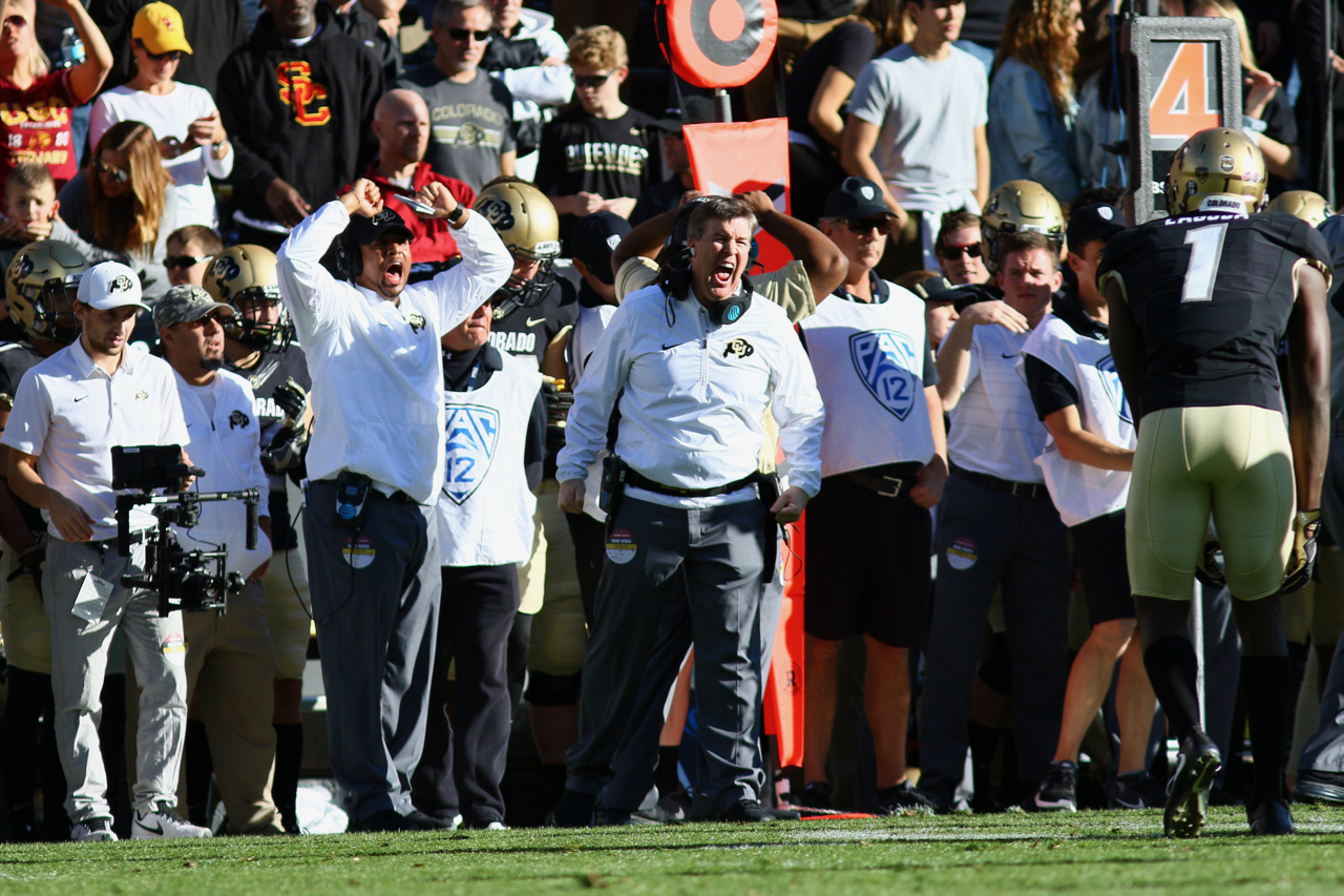 Colorado battles back, but falls to USC 38-24 on senior day