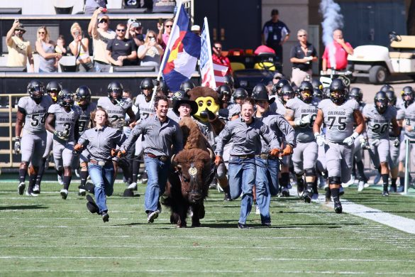 Buffs improve to 3-0 after win at Folsom