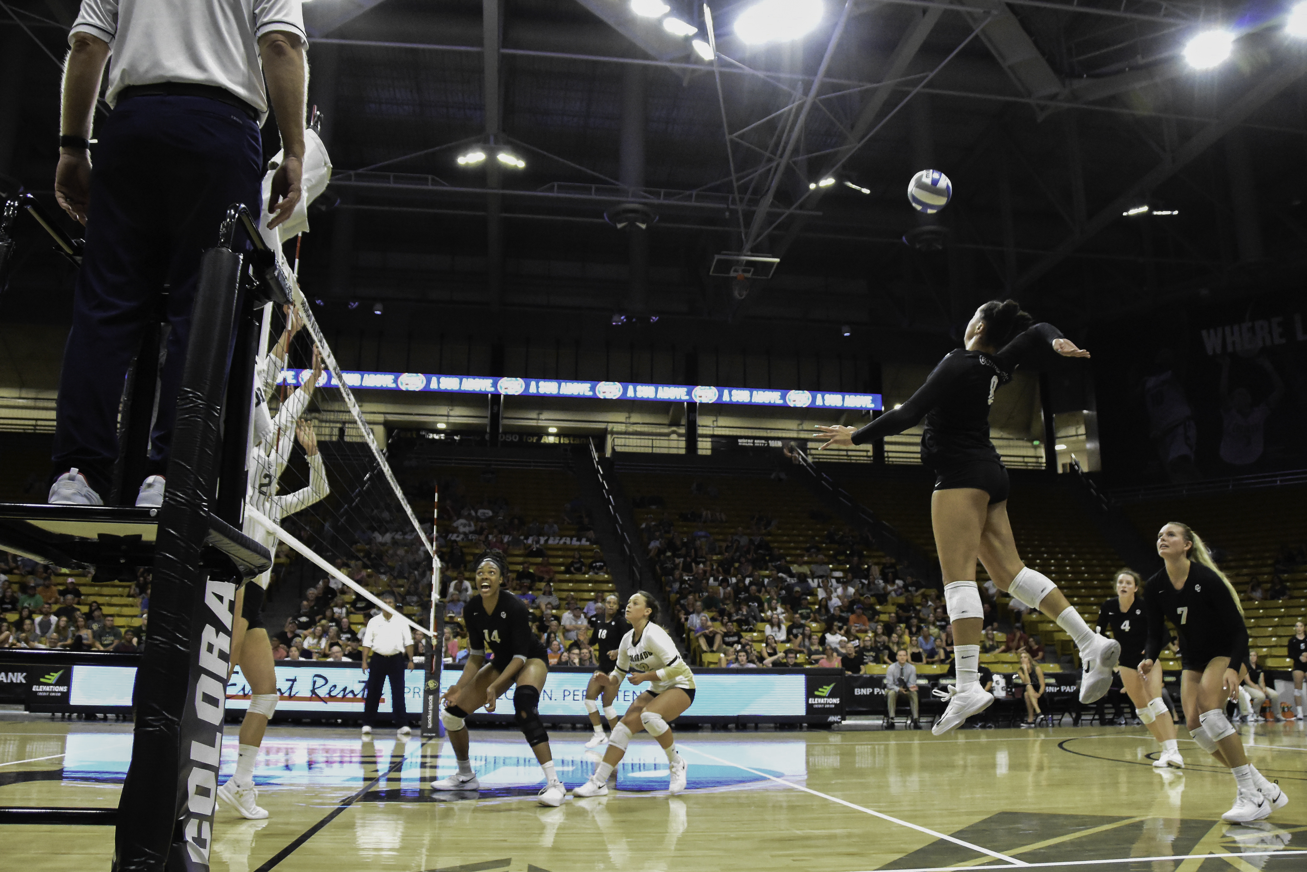 Women's Volleyball: Colorado Classic Part Two