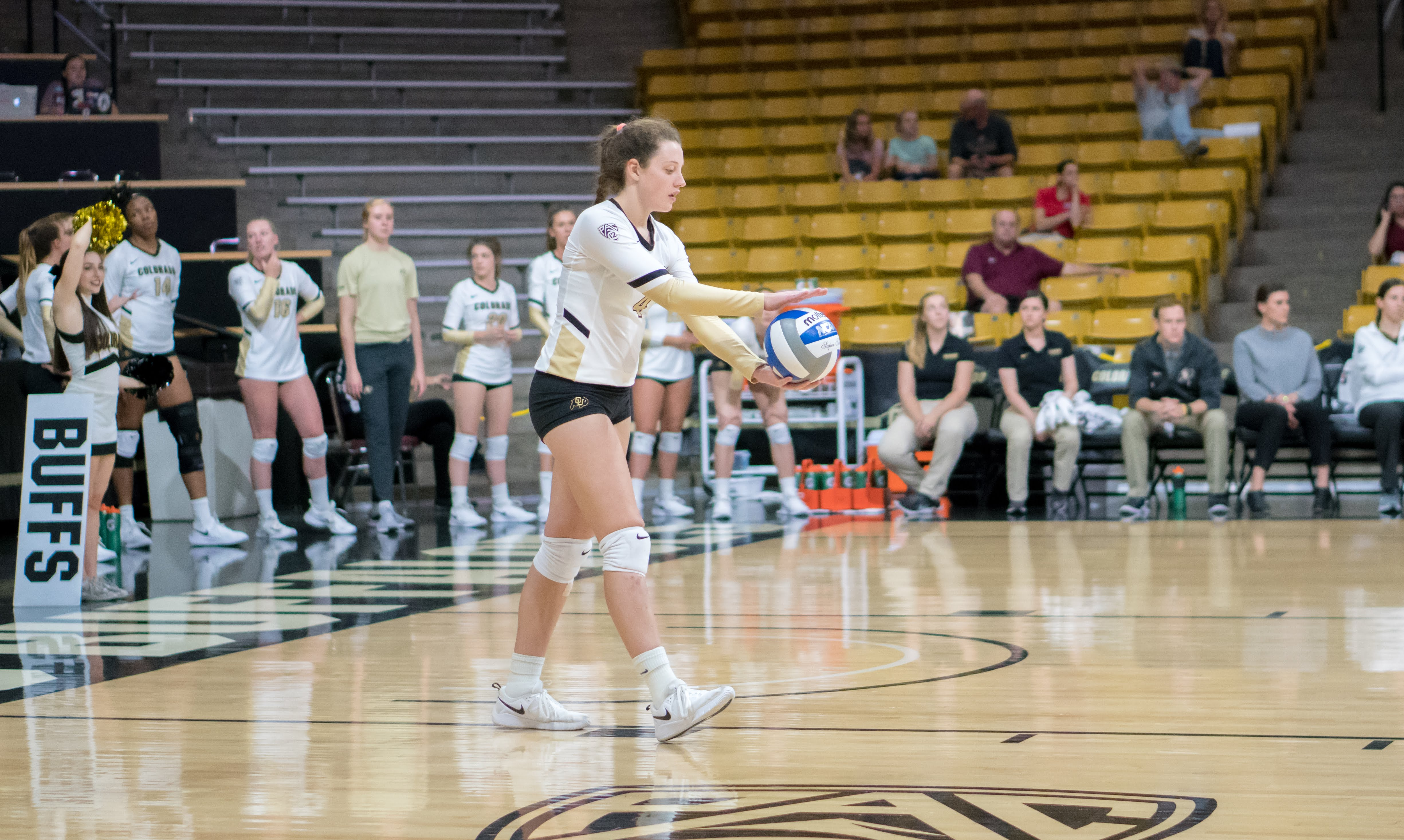 Women's Volleyball: Colorado Classic Part 1