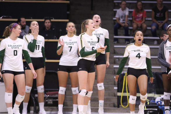 Rams prevail over Buffs in inaugural Golden Spike Trophy match