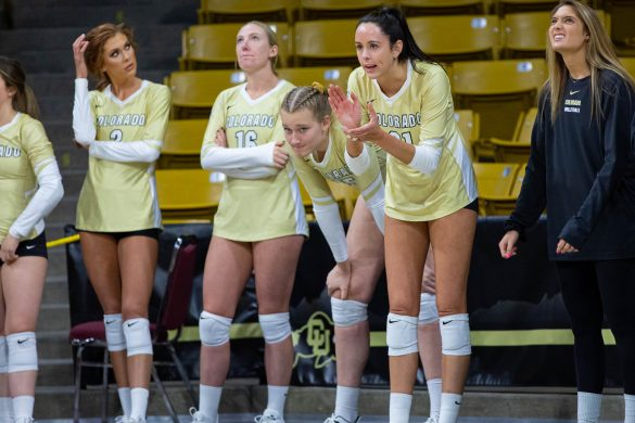 Buffs volleyball can't tame Huskies, drop to 0-10 in Pac-12