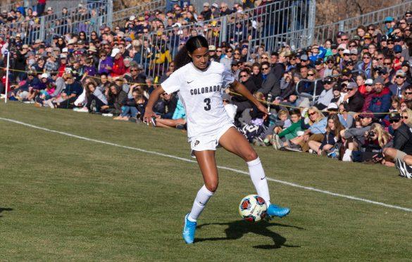 Colorado soccer routs UNC 6-0, advances in NCAA Tournament