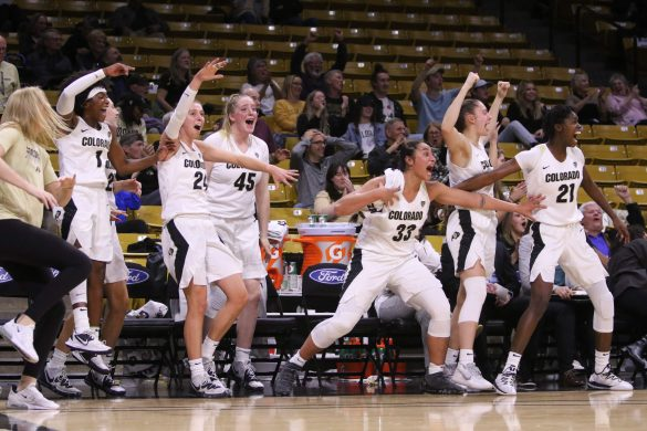 Colorado women's basketball moves to 2-0 after beating Wisconsin