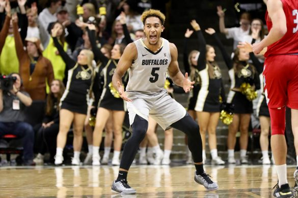 No. 20 Buffaloes earn a tough win over Eli Scott and the Lions