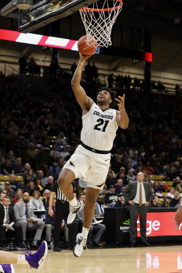 UNI hands the Buffs their second consecutive loss