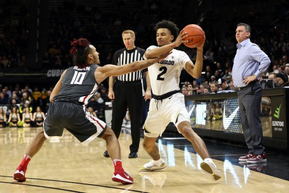 Buffs bounce back with dominant 78-56 win over Wazzu