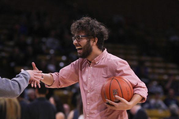 Utah's three point shooting too much for the Buffs