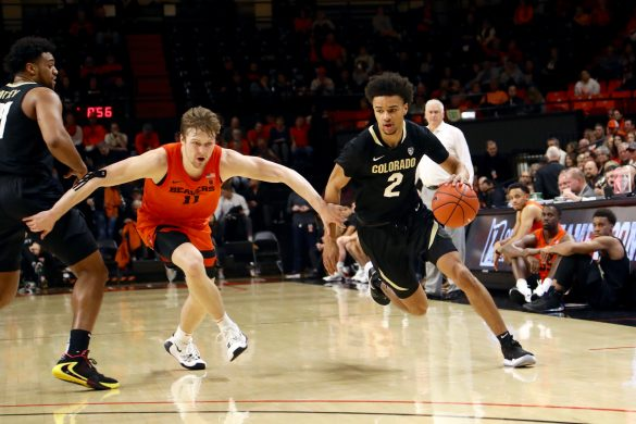 Buffs' basketball loses four players to transfer portal