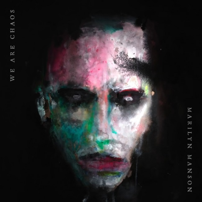"Marilyn Manson finds a mature sound with ""WE ARE CHAOS"""