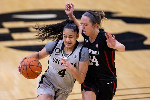 CU women's basketball brings down No. 1 Stanford