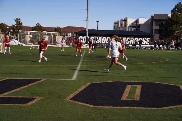 CU lacrosse roams victorious over in-state rival No. 14 Denver