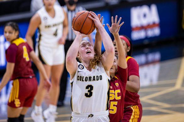 Colorado comes back to top Trojans