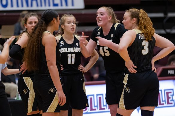 CU women's hoops end season with loss to Ole Miss in WNIT quarterfinals