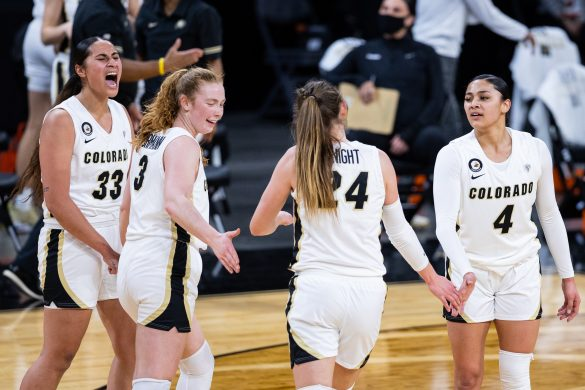 Colorado women's basketball falls short in first round of Pac-12 Tournament