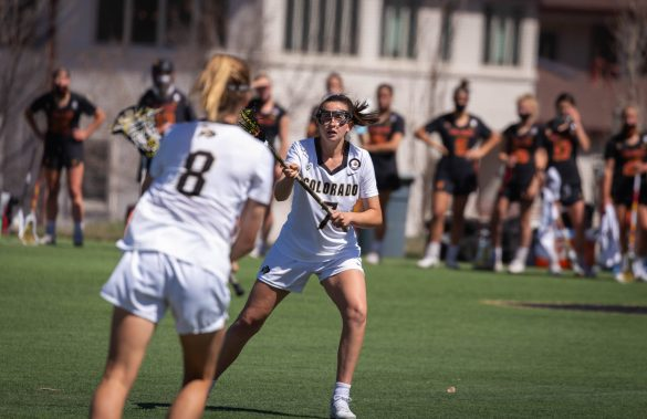 Buffs fight back against Trojans on senior day