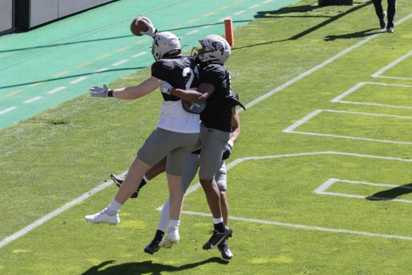 Spring Showcase highlighted by fans, special moment for two walk-ons