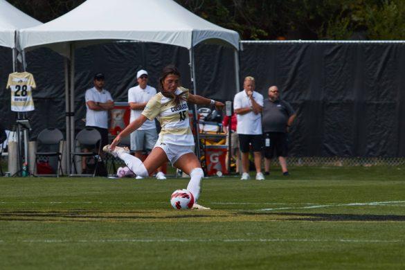 CU soccer falls to No. 1 Florida State