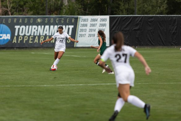 How a 3-0 CU soccer lead became a game that never happened