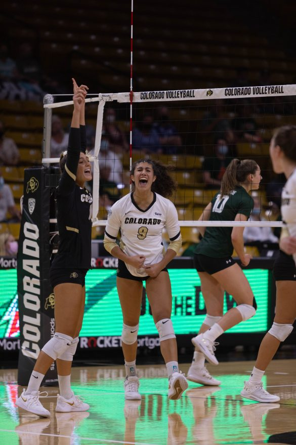 Buffs down Rams in first game of Golden Spike Showdown