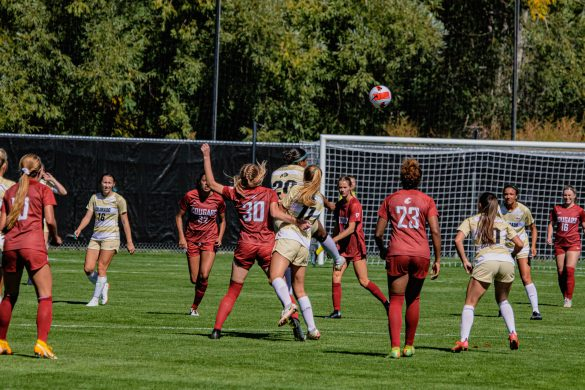 Buffs fall to Washington State 2-0 in first Pac-12 loss of the season