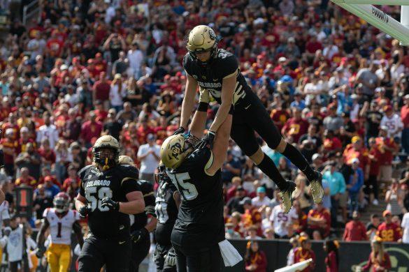 Colorado thoroughly beat, falling to USC 37-14